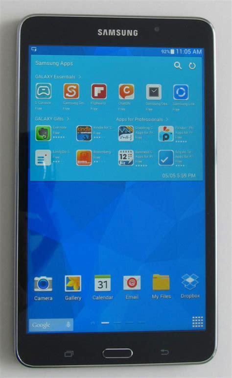 Second Samsung Galaxy Tab 4 samsung galaxy tab 4 review and walkthrough