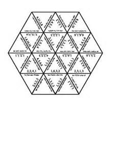balancing chemical equations tarsia puzzle activities