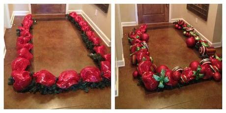 decoracion de ventanas navideñas con mallas como decorar de navidad interesting fotos decoracion with