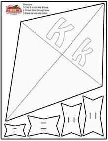 Letter K Activities  Preschool Lesson Plans sketch template