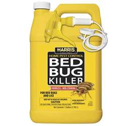 harris 1 gal bed bug killer hbb 128 the home depot