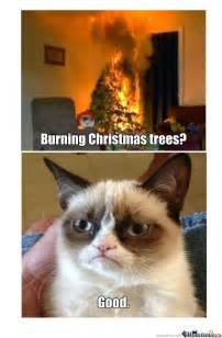 grumpy cat s christmas by meaghanw519 meme center