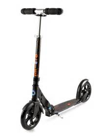 Scooter by Micro Scooter Black Micro Mobility Com