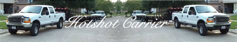 Hotshot Driver by Hotshot Carrier If You Are A Hotshot Carrier You Need A Hotshot Carrier Or You Provide
