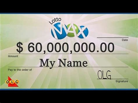 Win Maxy how to win lotto max powerful lotto winning affirmation