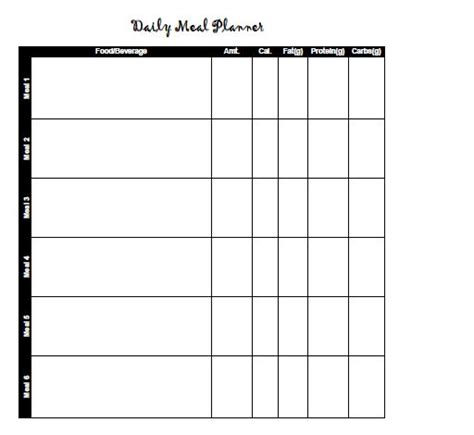 printable daily food calendar monthly workout calendar template most popular workout