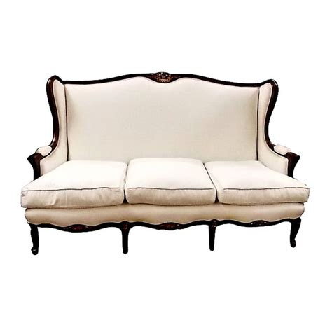 how do you say sofa in french french louis xv style sofa antique vintage sofas