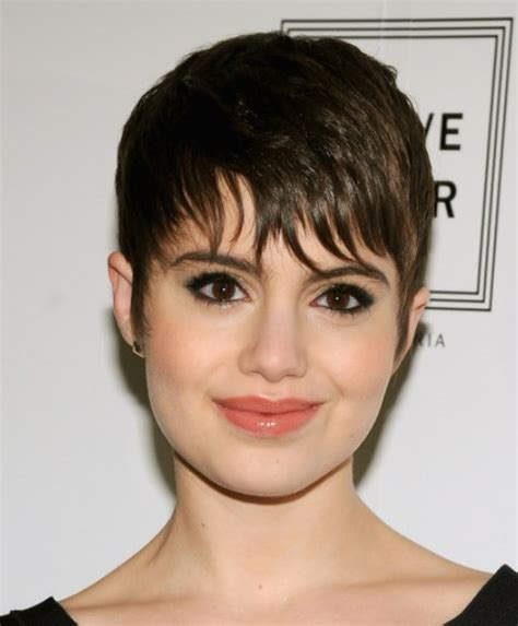 short hair wispy in back pixie 10 sassy short hairstyles for you to wear pretty designs