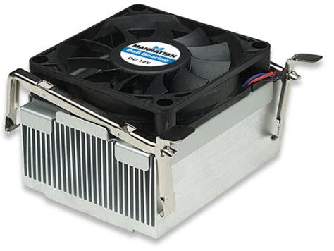 Pentium 4 Sockel 478 by Manhattan Products Socket 478 Pentium 4 Cpu Cooler 701853