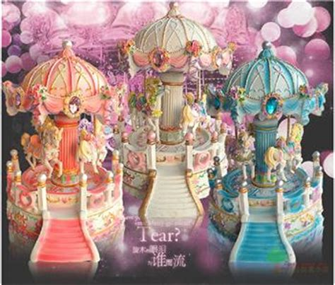 classic house music songs led pink house carousel music box merry go round classic music box with 6 songs ebay