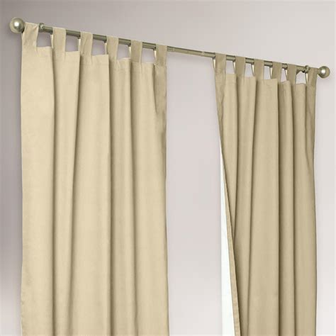 thermalogic drapes thermalogic 174 khaki weathermate curtains set of 2 world