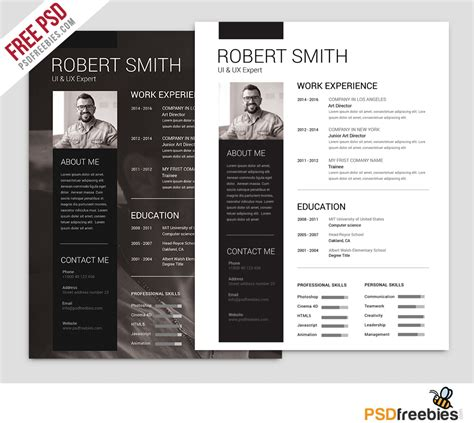 free creative resume templates beautiful resume examples templates