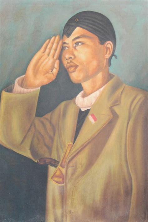 kumpulan gambar pahlawan nasional gambar jendral sudirman