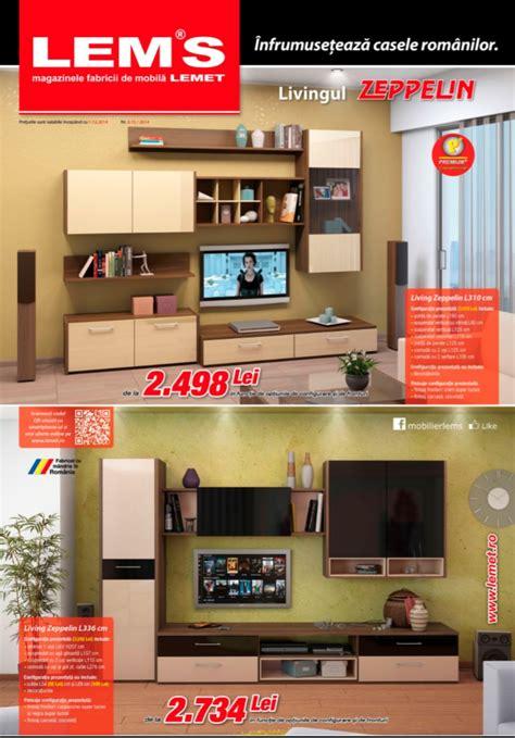 mobila lems catalog lems mobila living zeppelin 2015 catalog az