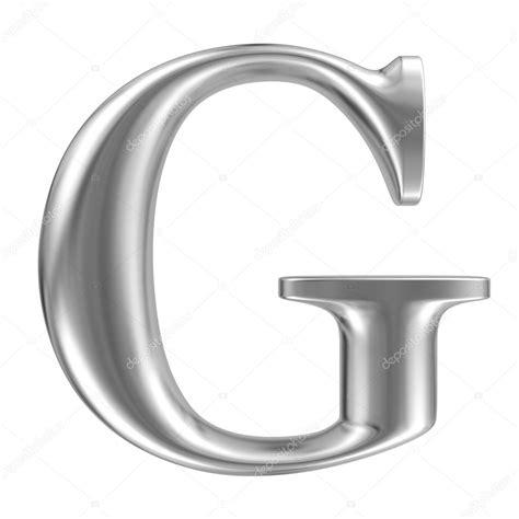 Letter G Images aluminium font letter g stock photo 169 smaglov 34328529