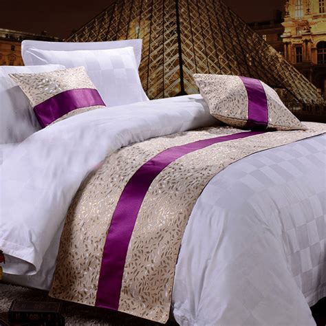 bed scarves decorative bed scarf promotion shop for promotional