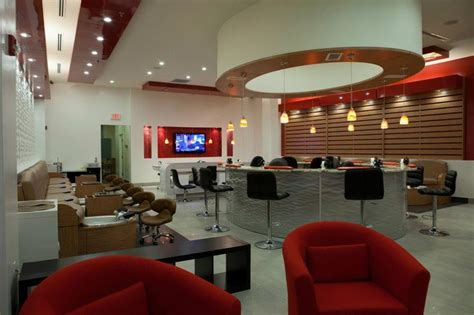 Nail Bar Interior Design by Best Nail Salon Interior Design Jean Baptiste