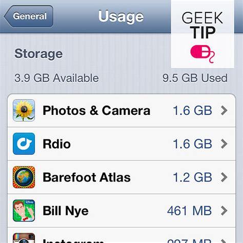 iphone storage   tech