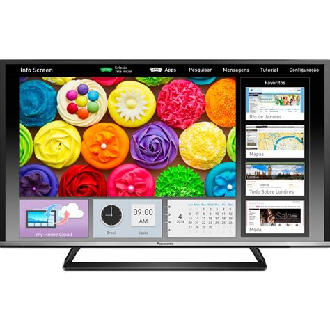 Led Smart Tv Panasonic smart tv led panasonic 40 hd my home screen e wi fi