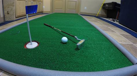 putting green rug indoor putting green carpet balls diy cave room portable golf putting green for less than