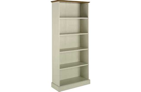 of house ellingham bookcase white wood