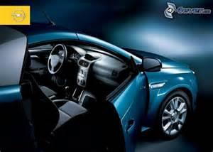 Opel Tigra Interior Opel Tigra