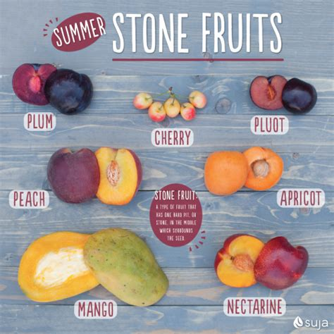 Shades Of Red List by Summer Stone Fruits Suja Juice