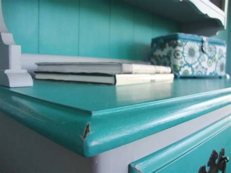 chalk paint using 2 colors how to transform a dining room hutch using sloan