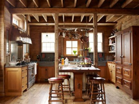 small rustic kitchen ideas rustic kitchen designs small design ideas and decors