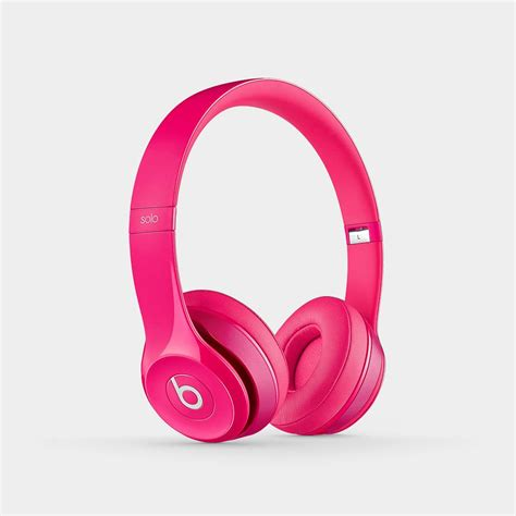 amazon headphones amazon com beats solo 2 wired on ear headphone pink