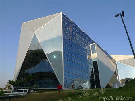 Origami Buildings - infosys origami building funini