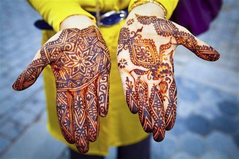 henna tattoo skin allergy henna allergies leaftv