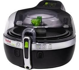healthy fryer reviews buy tefal yv960140 actifry 2in1 fryer black free