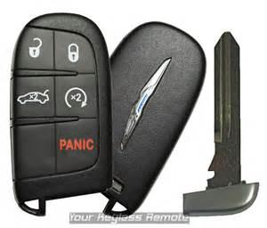 Chrysler 300 Key Fob New Oem Chrysler 300 Remote Prox Key Keyless Fob Push To