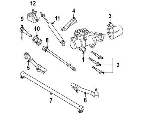 ford f250 parts diagram parts 174 genuine factory oem 2008 ford f 250