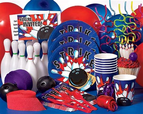 Bowling Decorations Ideas by Bowling Supplies Bowling Theme Decorations