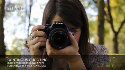 canon eos  dslr camera review youtube