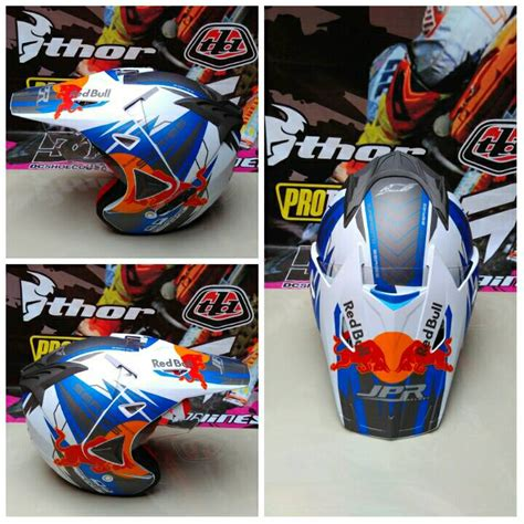 Abs Half Shield Helmet Hitam jual helm cross helm semicross helm trail helm supermoto