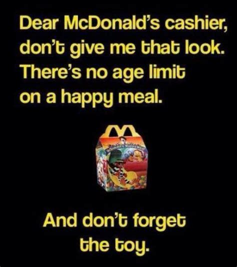 E Gift Card Mcdonalds - dear mcdonalds jokes memes pictures
