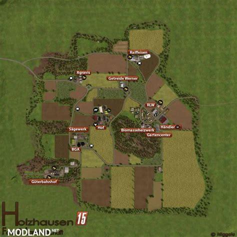 holzhaustüren holzhausen map v 2 0 1 mod for farming simulator 2015 15
