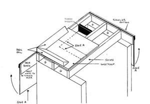 Flat Roof Diagram Flat Roof Construction How To Build A Flat Roof Flat
