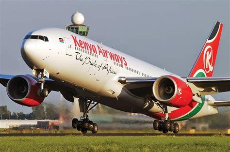 kq cancels  flights   slow bites kbc kenyas