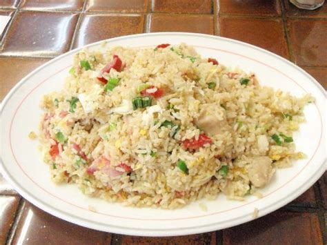 House Fried Rice by House Fried Rice Picture Of