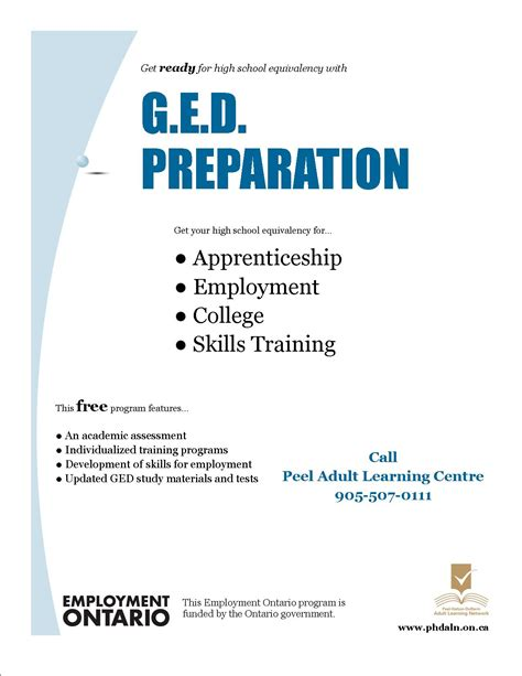 free ged for adults education