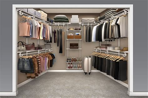 Closetmaid Closet by Closetmaid Walk In Bedroom Superslide Wire Shelving Flickr