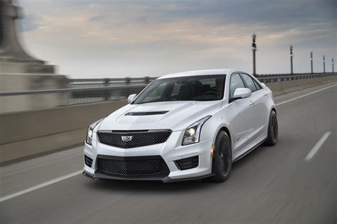 Cadillac V 2017 Cadillac Ats V Review Ratings Specs Prices And