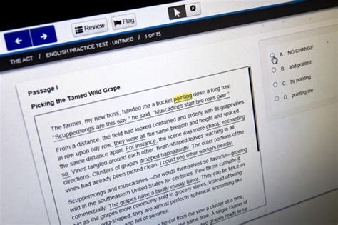 college work act scores show many grads not ready for college level work