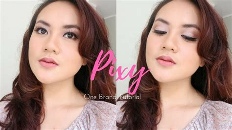 tutorial makeup alifah ratu soft makeup pink pixy one brand makeup tutorial youtube