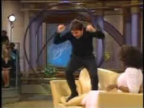 tom cruise jumping on couch sound off column june 2005