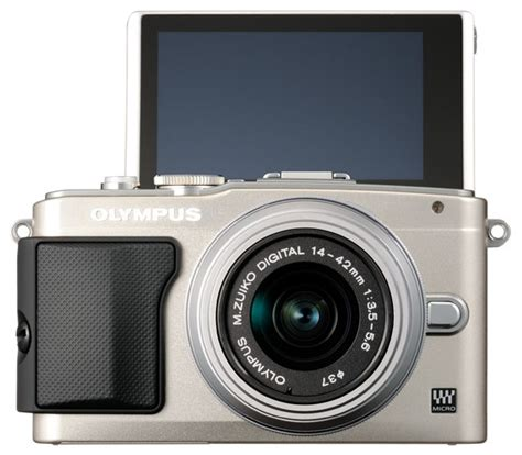 Kamera Olympus Pen E Pm2 olympus umumkan 2 kamera pen baru e pl5 dan e pm2 jagat review